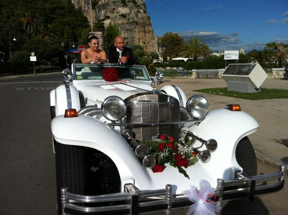 autonoleggio matrimonio roma